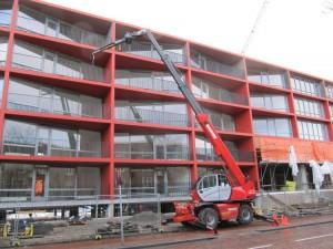 2 km balkon railing plaatsen stad groningen (5)