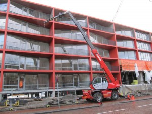 2 km balkon railing plaatsen stad groningen (6)