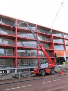 2 km balkon railing plaatsen stad groningen (7)
