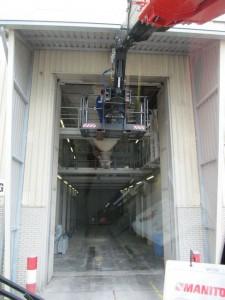 reparatie vul opening holland malt eemhaven