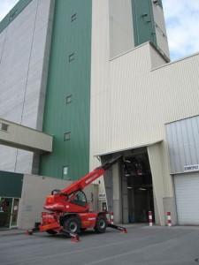 reparatie vul opening holland malt eemshaven